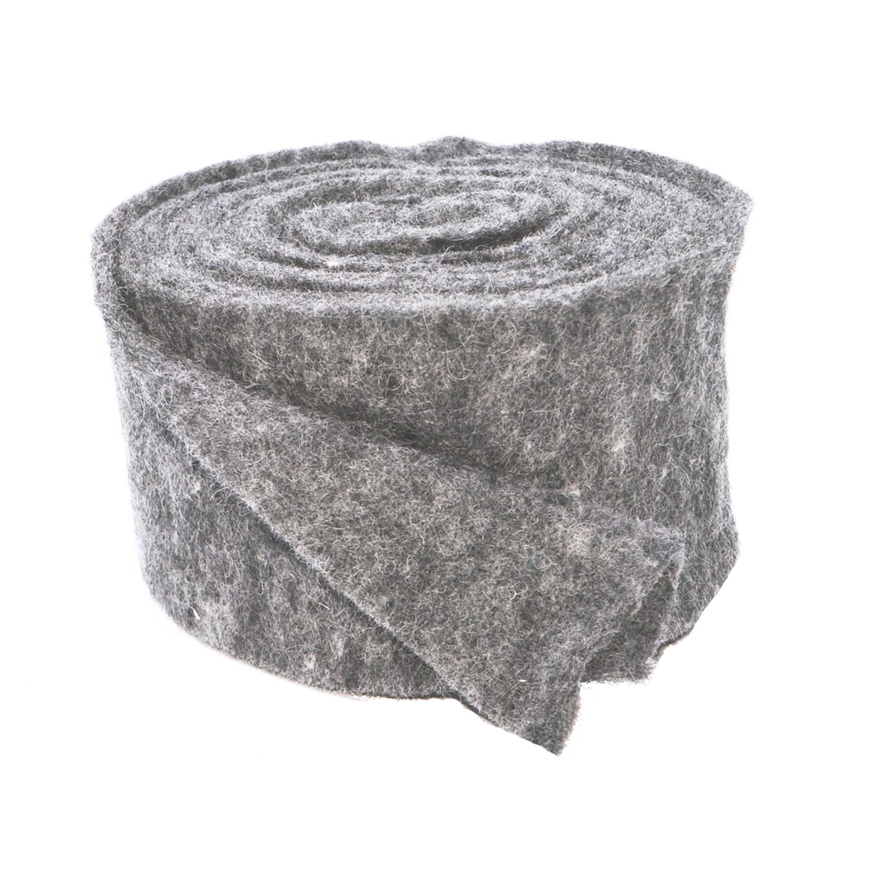 wollvlies topfband lehner wolle grau hellgrau 13cm g nstig. Black Bedroom Furniture Sets. Home Design Ideas
