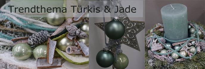 Trendthema Türkis & Jade