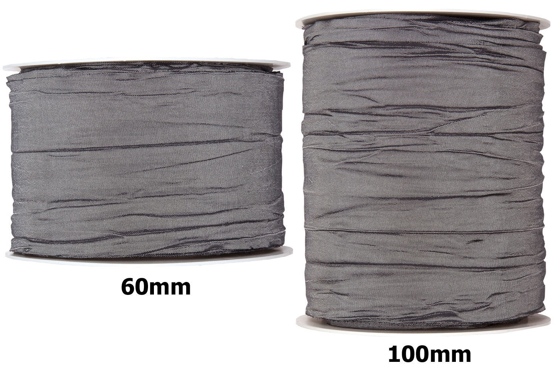 plissee taft versch farben und breiten 10m g nstig kaufen. Black Bedroom Furniture Sets. Home Design Ideas